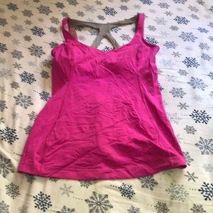 Lululemon blouse saize 6